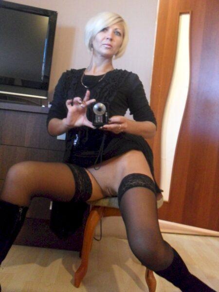 Cougar coquine très chaude recherche un homme réel
